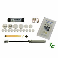 Premium Leather Clarinet Pad Set for Buffet Clarinets, Made in USA!