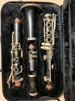Academy Buffet Crampon Wood Clarinet Made in France