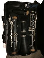 Yamaha  Advantage Clarinet with Case Some Reeds And Cork Grease