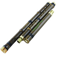Chinese bamboo flute flute clarinet, instrument 8 hole G/F key flute accessories
