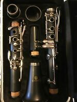 700 Series JCL710 Bb Clarinet (Used But Pristine Condition)