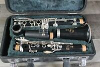 Yamaha Advantage YCL-200ADI Clarinet - Used, Complete And Works Perfectly
