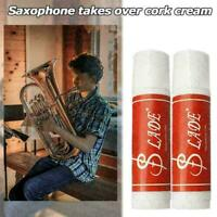 Cork Grease Lipstick Style For Clarinet Saxophone Oboe Lubricate New R5B0 W2C9