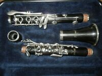 Selmer CL200 Wood Bb: All New Pads + New Selmer C85 Mouthpiece, Silver Ligature!