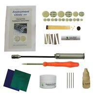 IC Clarinet Pads, Pad Kit, Springs, Key Oil, fits Noblet Clarinets, Made in USA