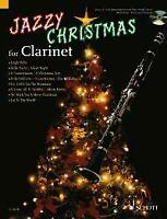 Jazzy Christmas For Cl. Jazz Clarinet Learn to Play Songs MUSIC BOOK & CD