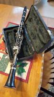 Yamaha B-flat Clarinet, Model YCL-20 (Excellent)!