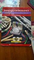 Standard of Excellent Books #1 & #2 for Clarinet