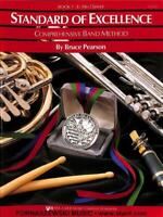 Standard Of Excellence Book 1 - Eb Alto Clarinet