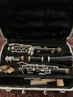 Selmer Bundy 1960s Clarinet Serial 418037 USA