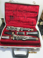 OLD VINTAGE SIGNET SPECIAL MADE BY SELMER CLARINET WOODEN  # 61494