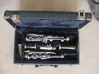 Conn Clarinet in Case - #16 - with Dumain mouthpiece