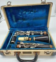 Vintage Jean Martin Freres Clarinet with Case Made in Paris France