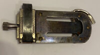 Coupe Anches Cordier L Unic Brevete S.G.D.G Clarinet Reed Trimmer Made in France