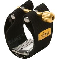 Rovner Versa Clarinet Ligature and Cap Fits Bb Clarinet Mouthpieces