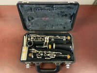 Clarinet Yamaha YCL 250 Clarinet With 4C Mouthpiece And Case