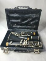 Artley 17S Clarinet with Case Kids Learning Rico Black