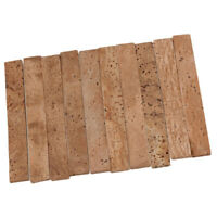 Per clarinet 10 pieces natural neck corks for bb clarinet wood