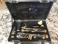 ARTLEY 17S STUDENT/BEGINNER CLARINET! WITH HARD CASE! SAVE $$$