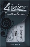 Legere Signature Series Bb Clarinet European Cut Synthetic Reed 4 hardness