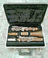Heimer Clarinet With Case **As Is*** 316033