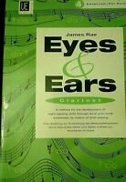 EYES & EARS CLARINET ADVANCED SIGHT READING SKILLS, DUET PLAYING MUSIC BOOK M-3