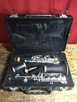 Artley 17S Clarinet With a Selmer Goldentone 3 Mouthpiece