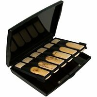 Protec Bb Clarinet Reed Case for 12 Reeds Opaque Black Model A250