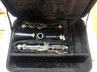 Yamaha YCL250 Bb Clarinet Good Condition Case Included