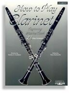 SANTORELLA HOW TO PLAY CLARINET BOOK BY DENISE A GENDRON