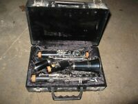vintage PATHFINDER china Clarinet w/Rico Royal Mouthpiece in Hard CASE
