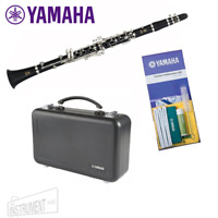 Yamaha YCL-450N Intermediate Bb Wood Clarinet - Used / MINT CONDITION