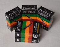 5  boxes  Clarinet mouthpiece  Reeds  reed  size #2