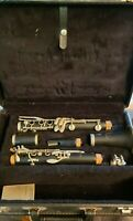 Artley 17S Bb Clarinet With Original Hard Case Near Perfect Condition