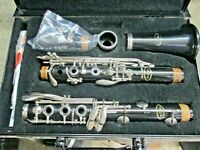 Nice Vito #3 Reso-tone Bb Clarinet Outfit, Ready-To-Play, Why Rent? Made in USA!