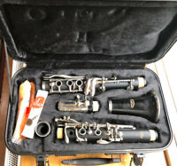 ANTHEM A-2000C Bb Clarinet w/ Rico Royal Mouthpiece, Hard Case & Sealed Reed NEW