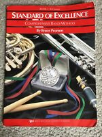 Standard of Excellence book 1- Bb Clarinet Comprehensive Band Method Preowned