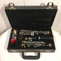 Vito reso-tone 3 clarinet Vtg Not Used Since The 90's - Fast Ship