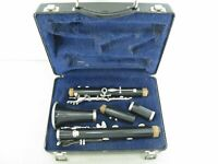 Bundy 557 Student Model Bb Clarinet with Mouthpiece and Case