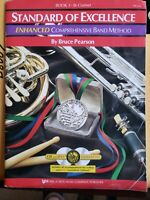 Standard of Excellence Enhanced Comprehensive Band Method Book 1 Bb Clarinet