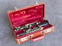 Clarinet Westminster Old Wooden Estate Find BB vintage Antique ASIS no mouth GB