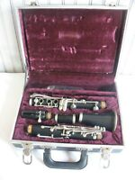 Used AMATI KRASLICE ACL 201 CLARINET WITH CASE