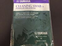 YAMAHA Cleaning Swab M CLSM2 E B A Clarinet Alto Clarinet Tube from JAPAN