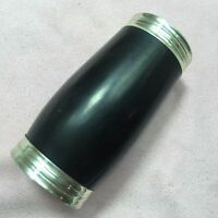 New Ebony wood Bb clarinet barrel  Silver Plated great material 65mm