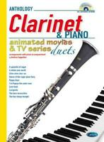 Animated Movies and TV Duets for Clarinet & Piano  Clarinet and Piano Andrea Cap