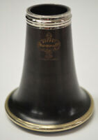 USED BUFFET CRAMPON PARIS WOOD CLARINET BELL - SHORT - POSSIBLY FOR C CLARINET?
