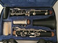 Buffet Crampon Clarinet Made in Germany Student Used Black Excellent Condition