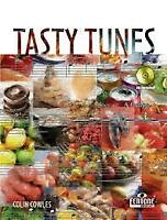 Tasty Tunes English-German-French-Dutch Clarinet and Piano MUSIC BOOK & CD