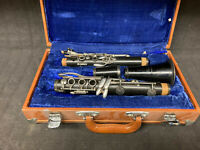Heimer Clarinet w/ Case-Sold as is