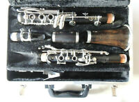 Selmer Signet Special Wood Clarinet Ser 96401 Rico B5 Mouthpiece Made In USA